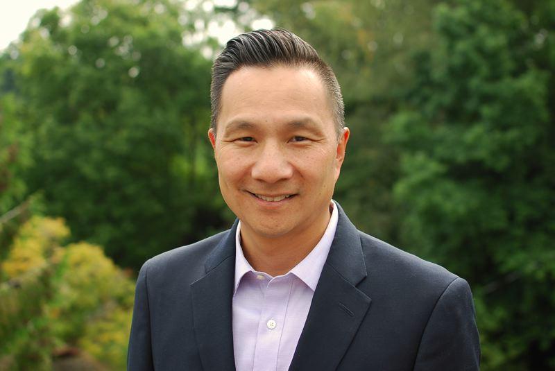John Chang Portrait
