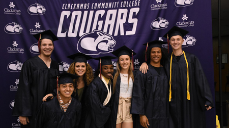 Cougar Graduates