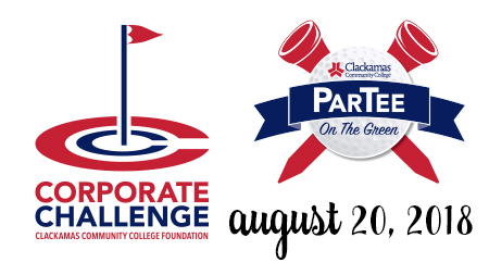 Corporate Challenge & ParTee on the Green Logos