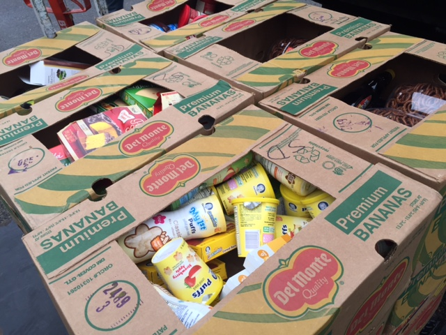 safeway food boxes
