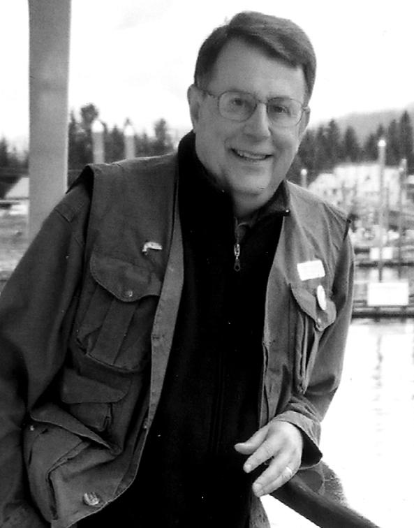 Craig Lesley Portrait